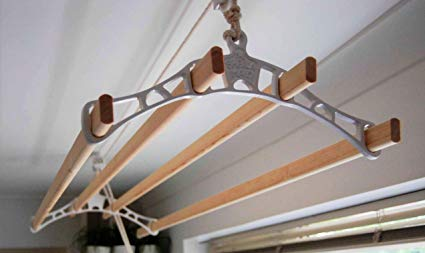 white 4 rail sheila maid