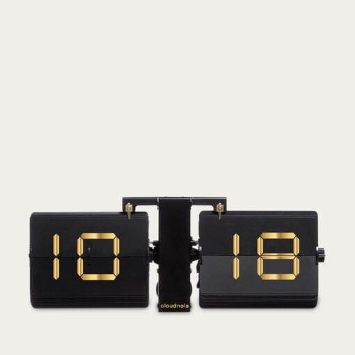 flip clock lux