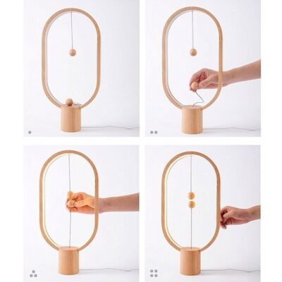 heng balance lamp how it woeks