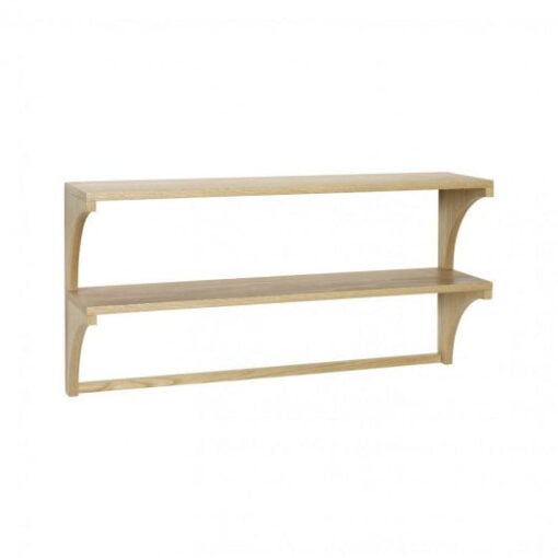wall Shelf Oak
