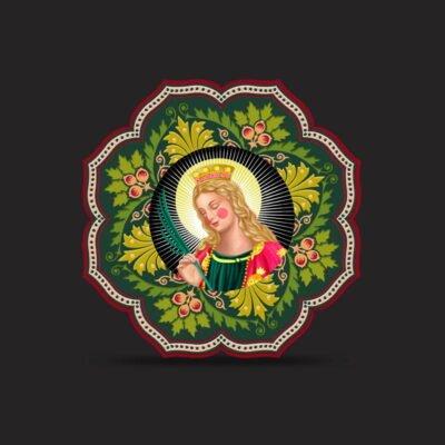 saint Catherine aka Santa Caterina