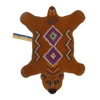 Animal friends rug or wallhanging