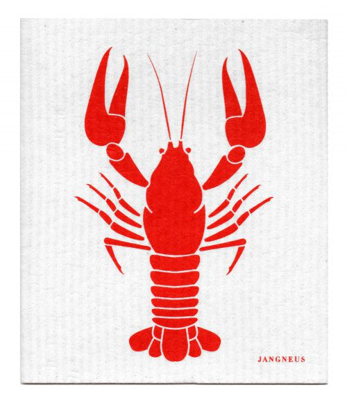crayfish red