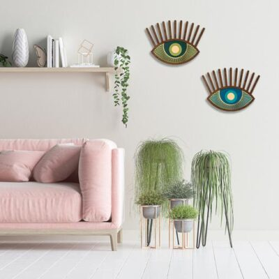 Lucky Charm Eye wall decoration mask