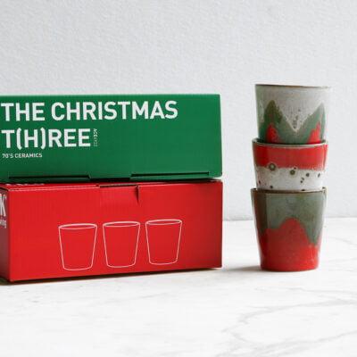 the Christmas three or tree