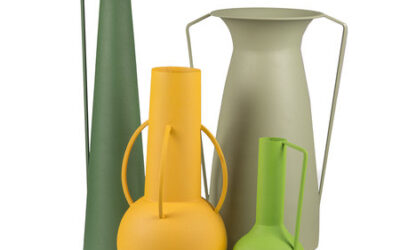Roman Vase Collection – Green