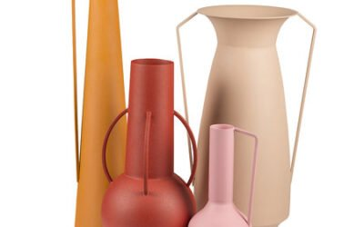 Roman Vase Collection – Sunset