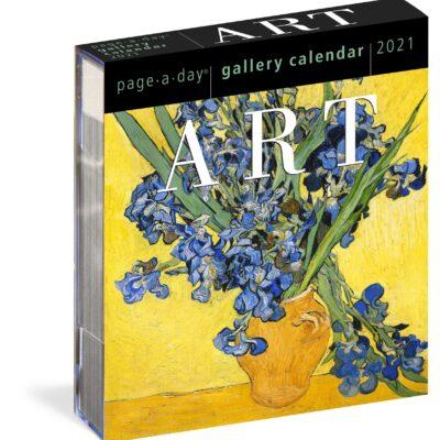 Art Every day Calendar