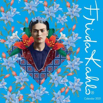 Frida Kahlo Wall Calendar 2021