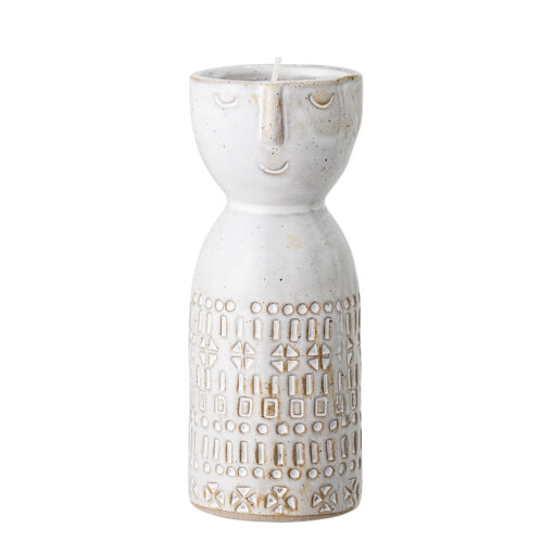 petite madame stoneware vase